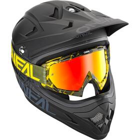 ONeal B-10 - Masque - jaune/noir